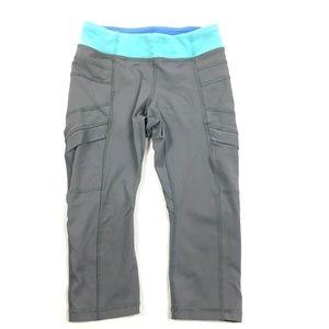Ivivva Lululemon Girls Pant Leggings Tights Pocket